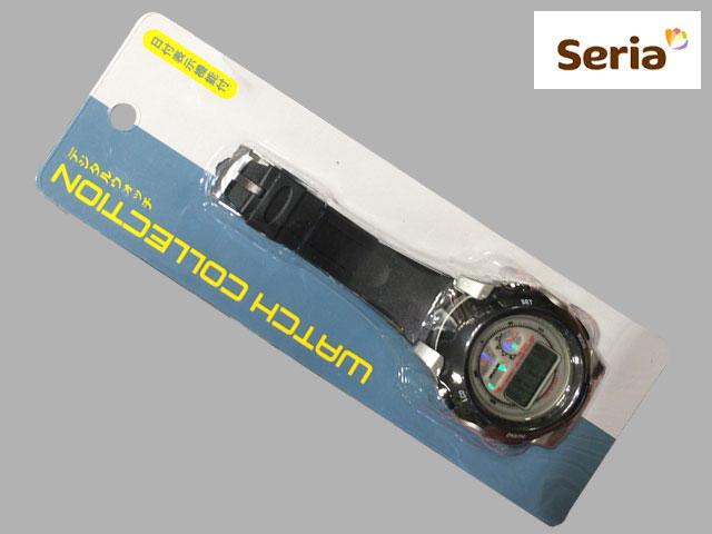 セリア 腕時計